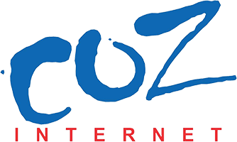 COZ Internet Logo